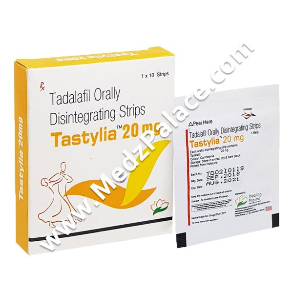 Tastylia 20 mg