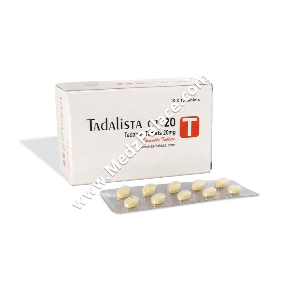 Tadalista CT 20 mg