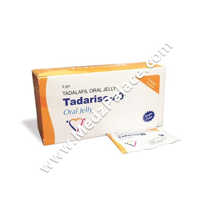 Tadarise Oral Jelly