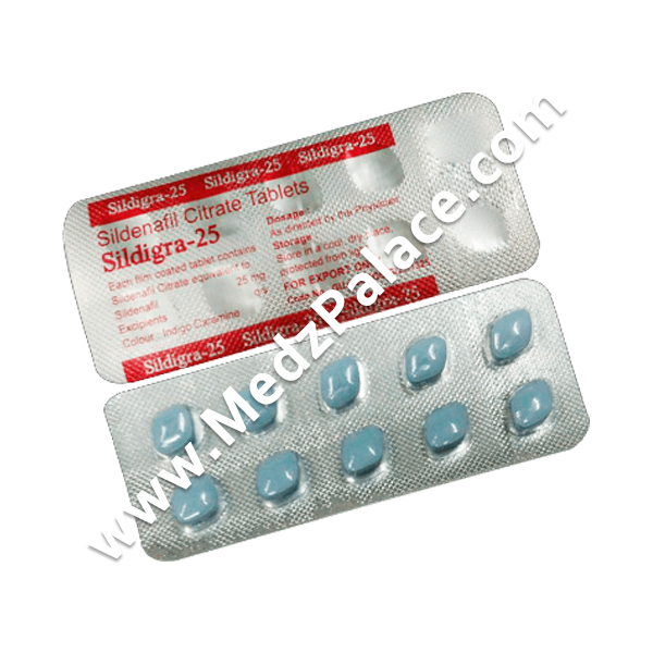 Sildigra 25 mg