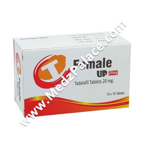 Femaleup 20 mg