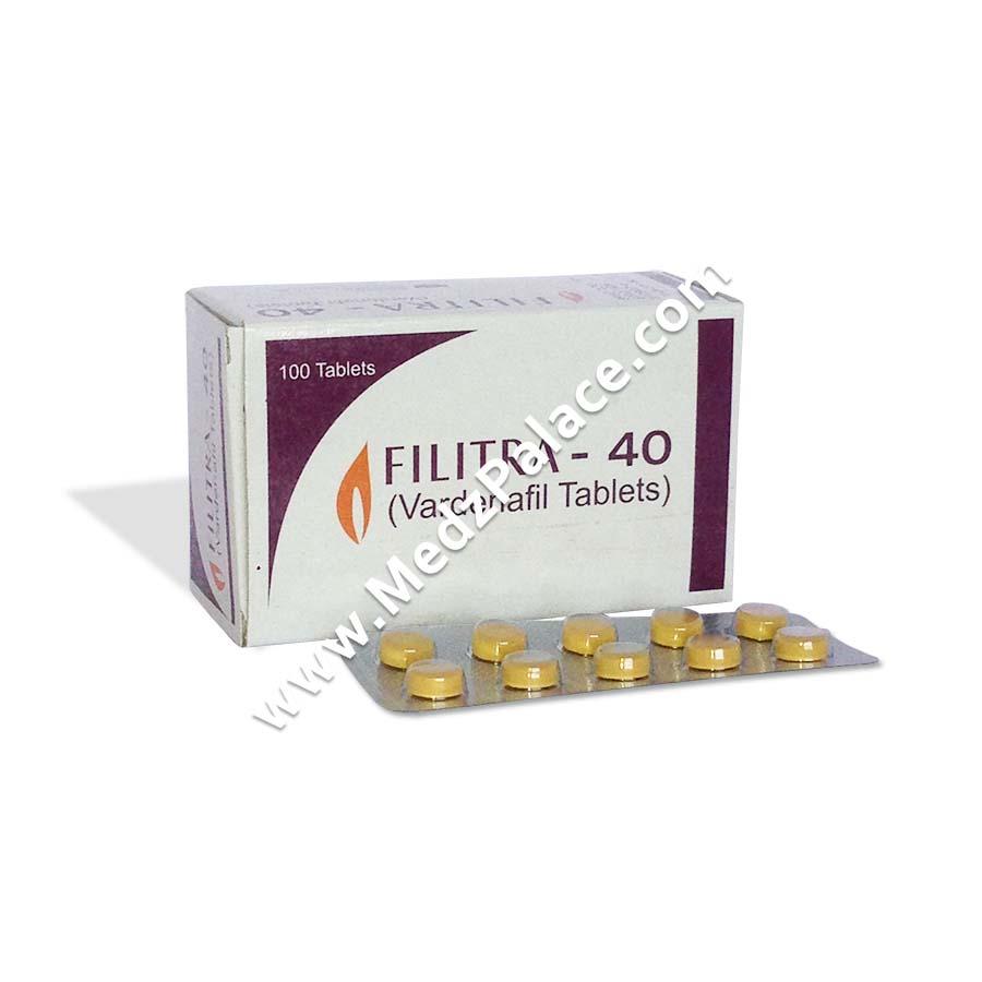 Filitra 40 mg