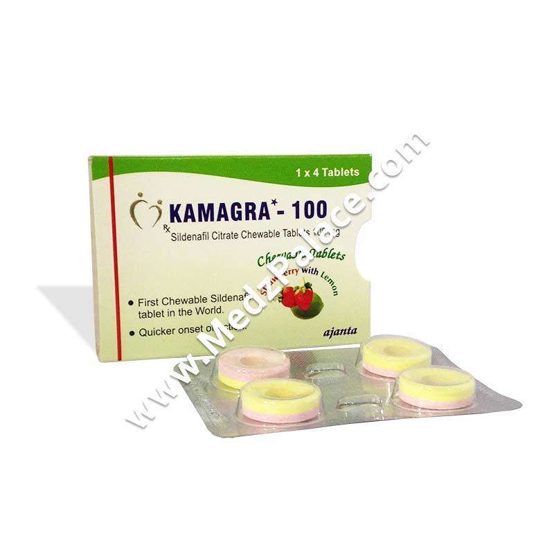Kamagra Polo Chewable 100 mg