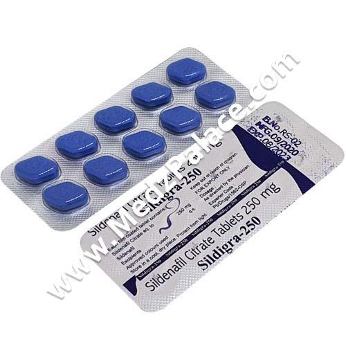 Sildigra 250 mg
