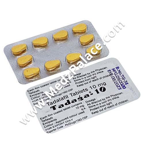 Tadaga 10 mg