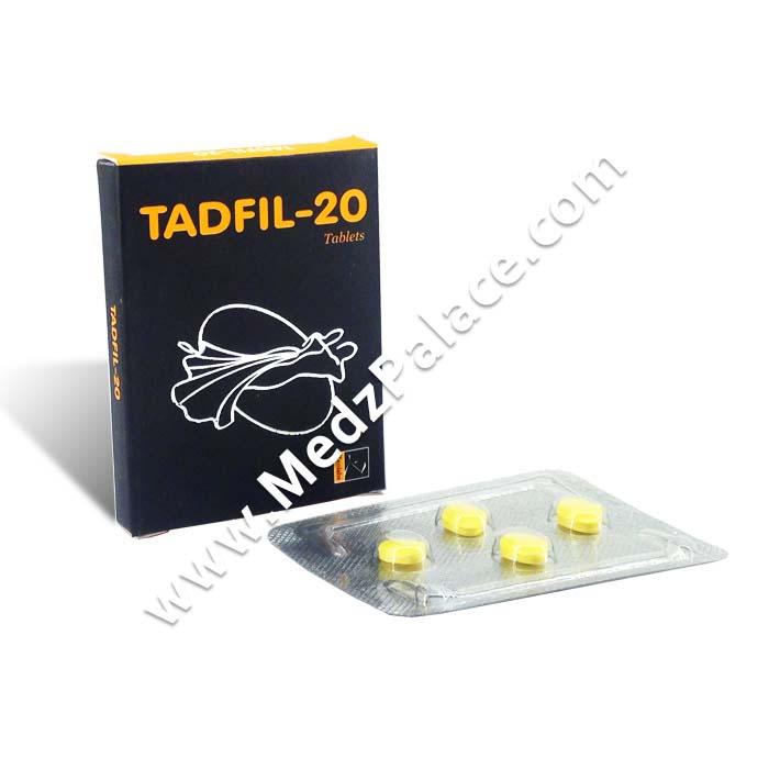Tadfil 20 mg