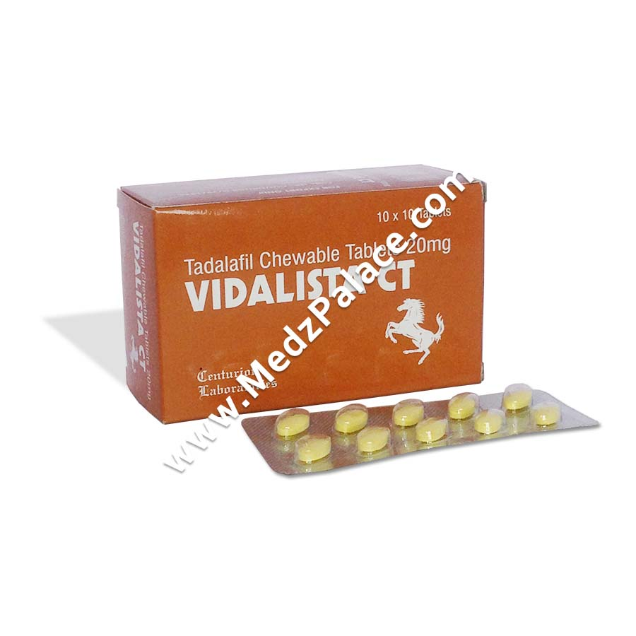 Vidalista CT 20 mg